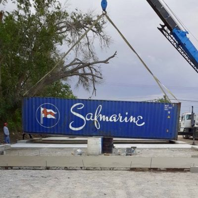 container 11